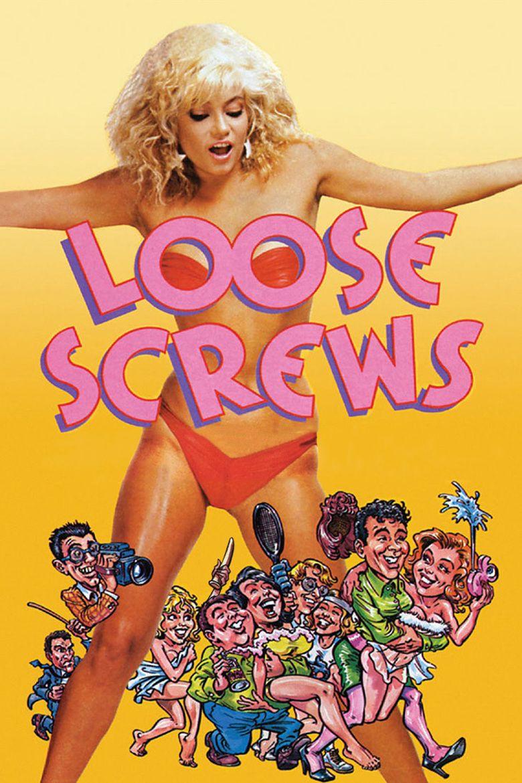 Screwballs II movie poster