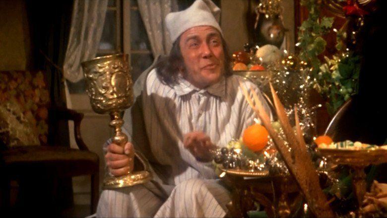 Scrooge (1970 film) movie scenes