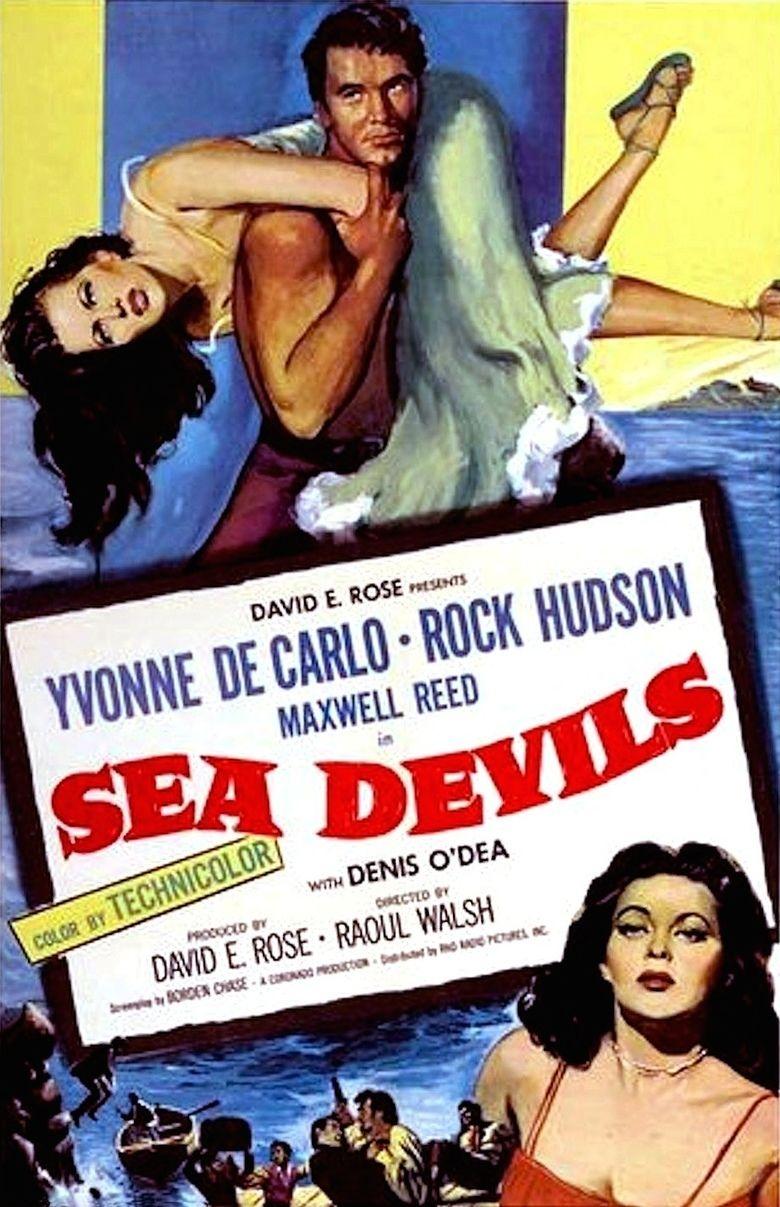 Sea Devils movie poster