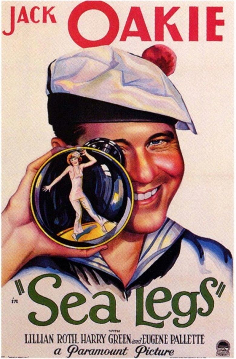 Sea Legs (film) movie poster