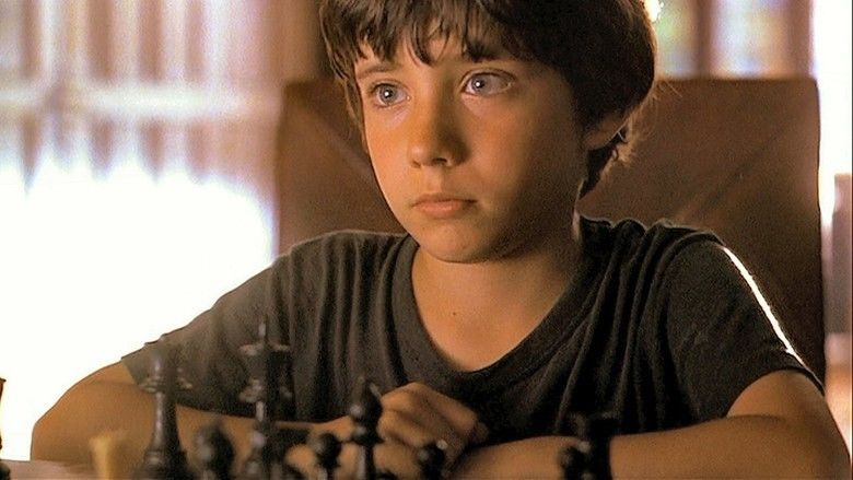 Searching for Bobby Fischer movie scenes