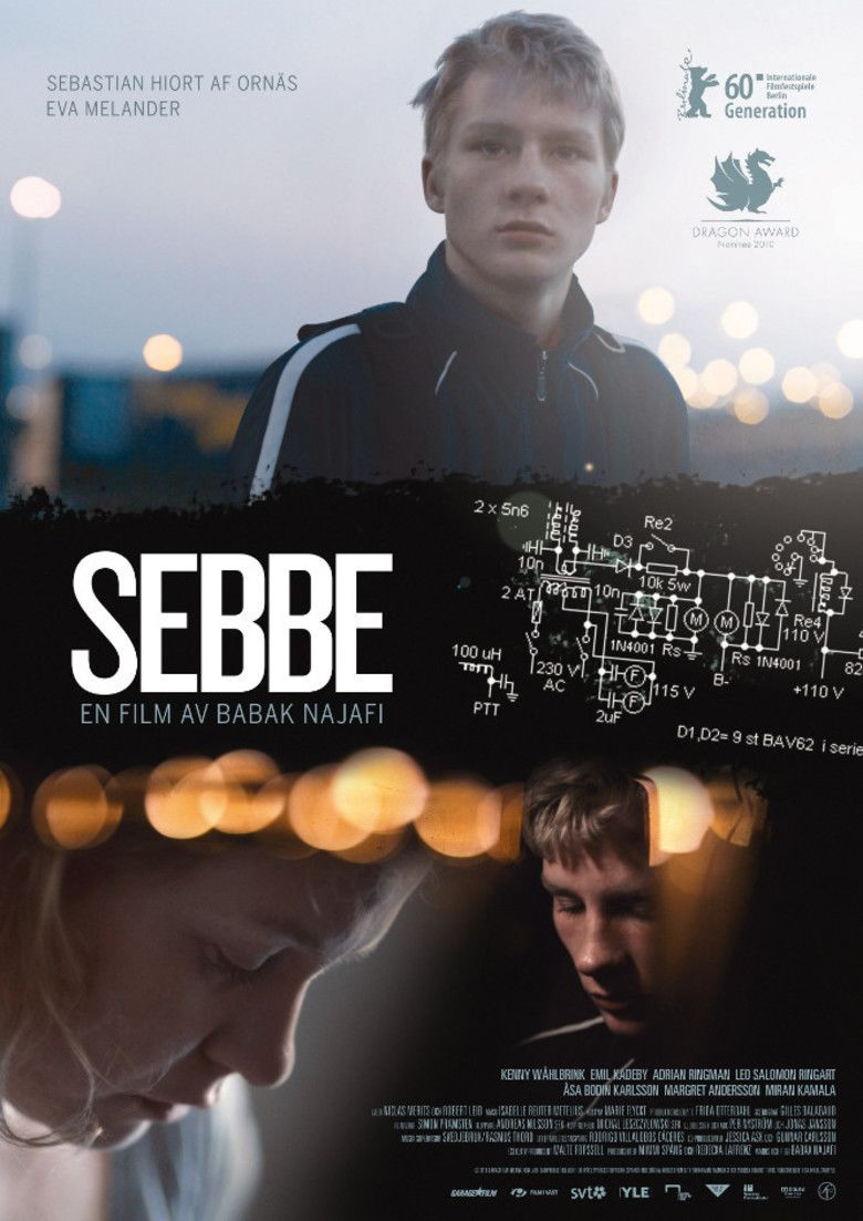 Sebbe movie poster
