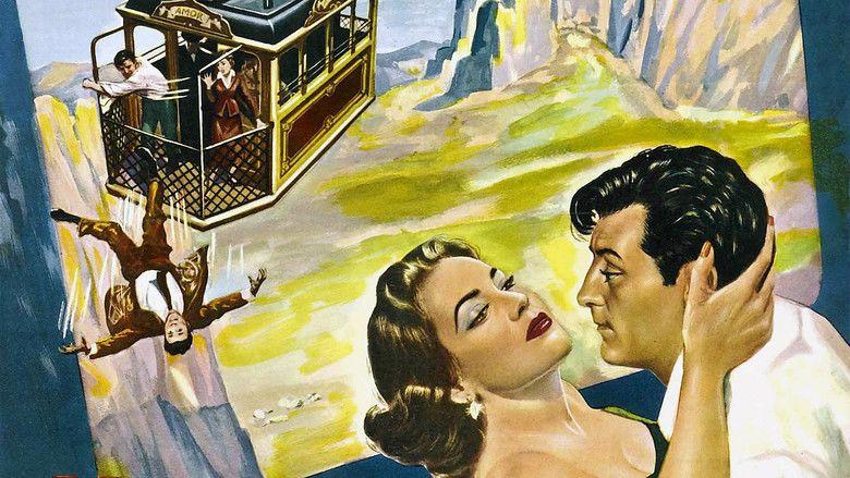 Second Chance (1953 film) movie scenes