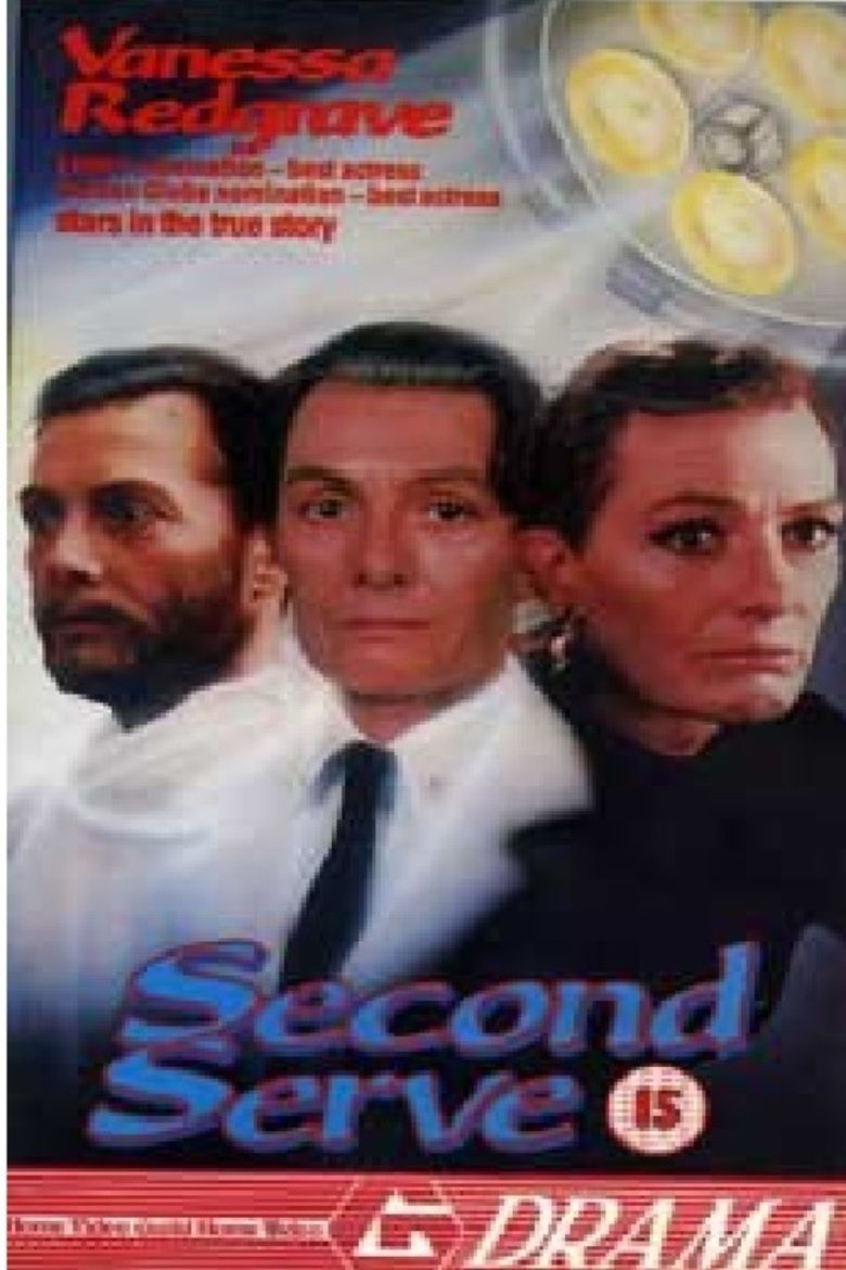 Second Serve movie poster