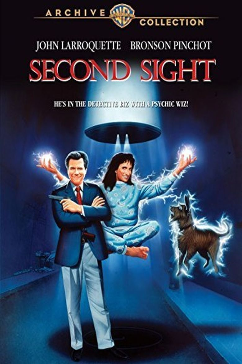 Second Sight (film) movie poster