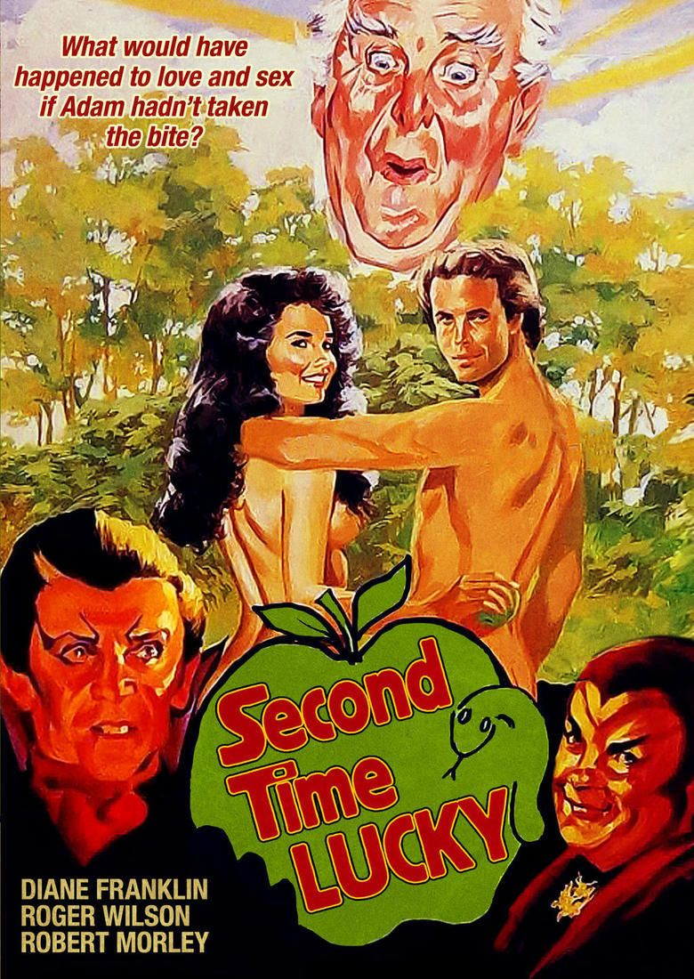 Second Time Lucky movie poster