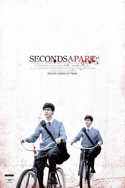 Seconds Apart movie poster