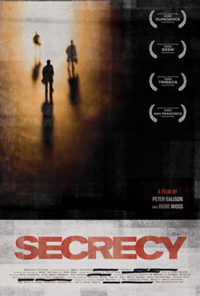 Secrecy (film) movie poster