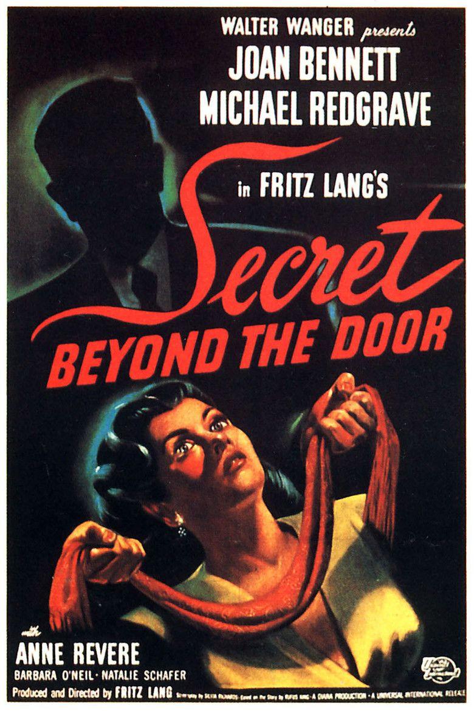 Secret Beyond the Door movie poster