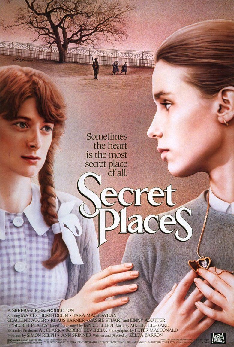 Secret Places movie poster