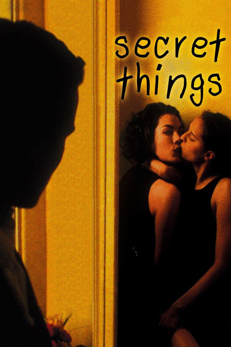 Secret Things movie poster