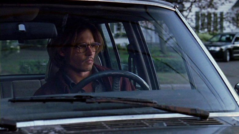 Secret Window movie scenes