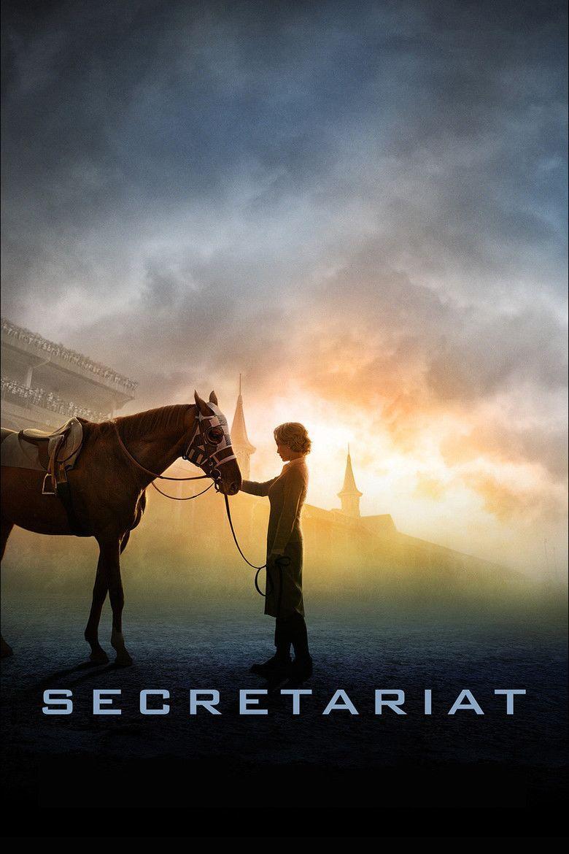 Secretariat (film) movie poster
