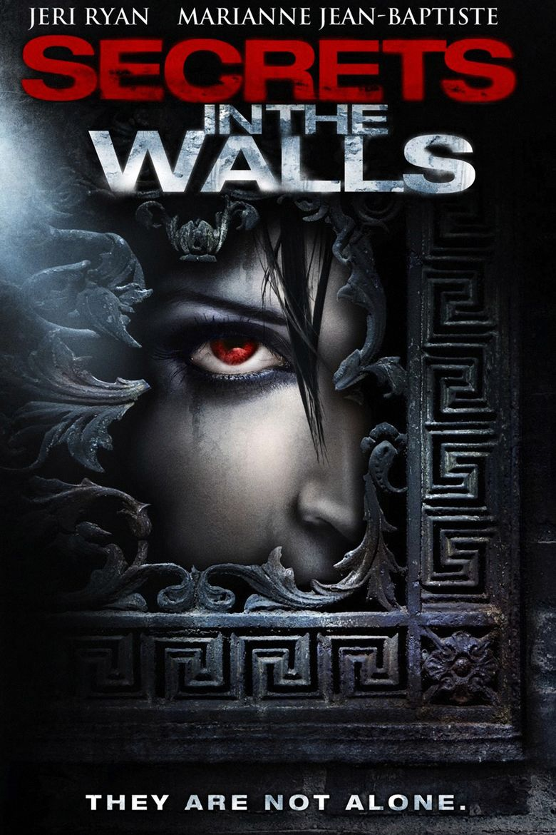 Secrets in the Walls movie poster