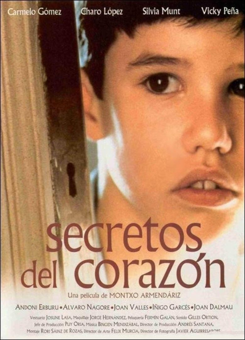 Secrets of the Heart (film) movie poster