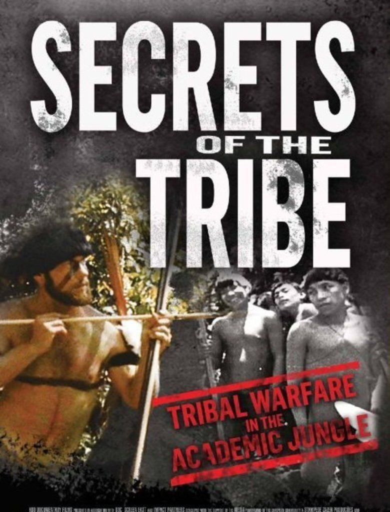 Secrets of the Tribe movie poster