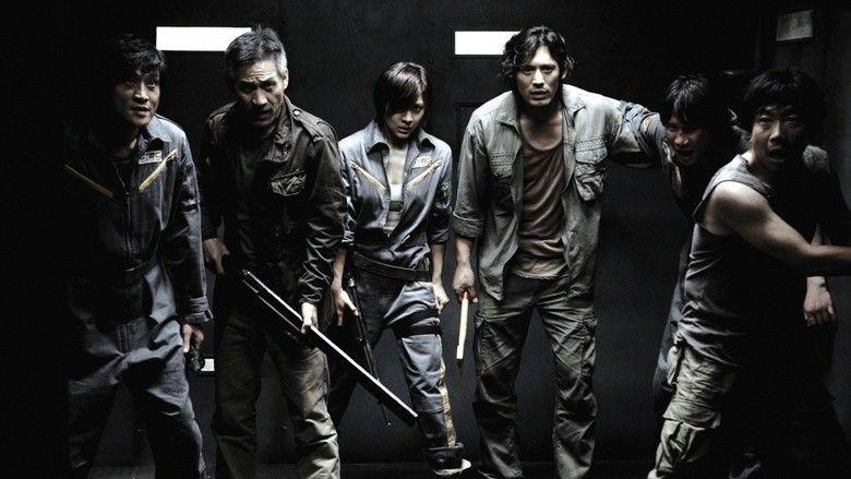 Sector 7 (film) movie scenes