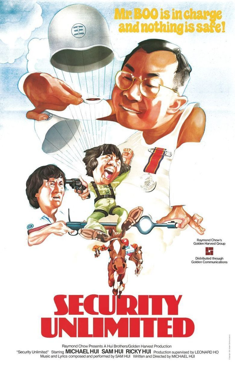 Security Unlimited movie poster