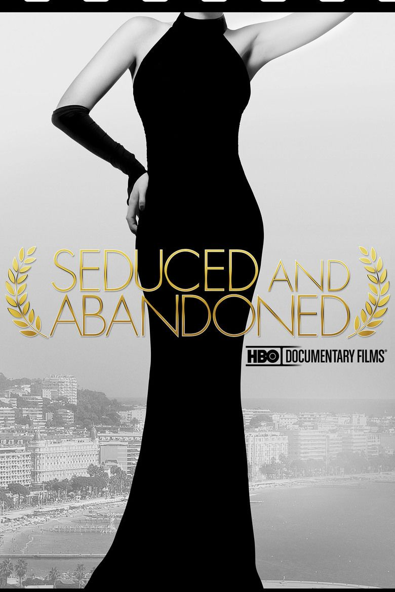 Seduced and Abandoned (2013 film) movie poster