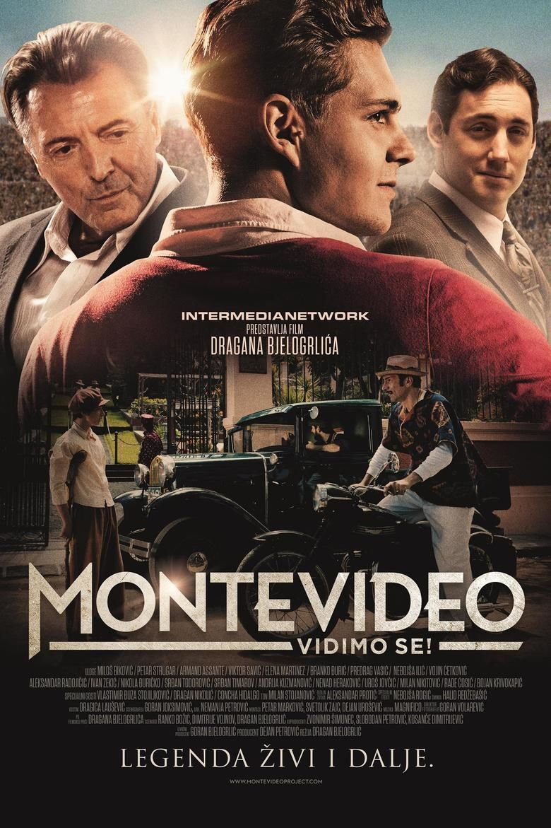 See You in Montevideo movie poster