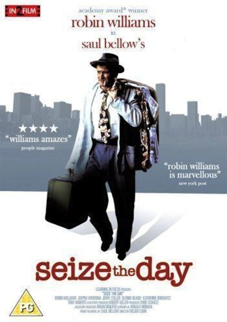 Seize the Day (film) movie poster