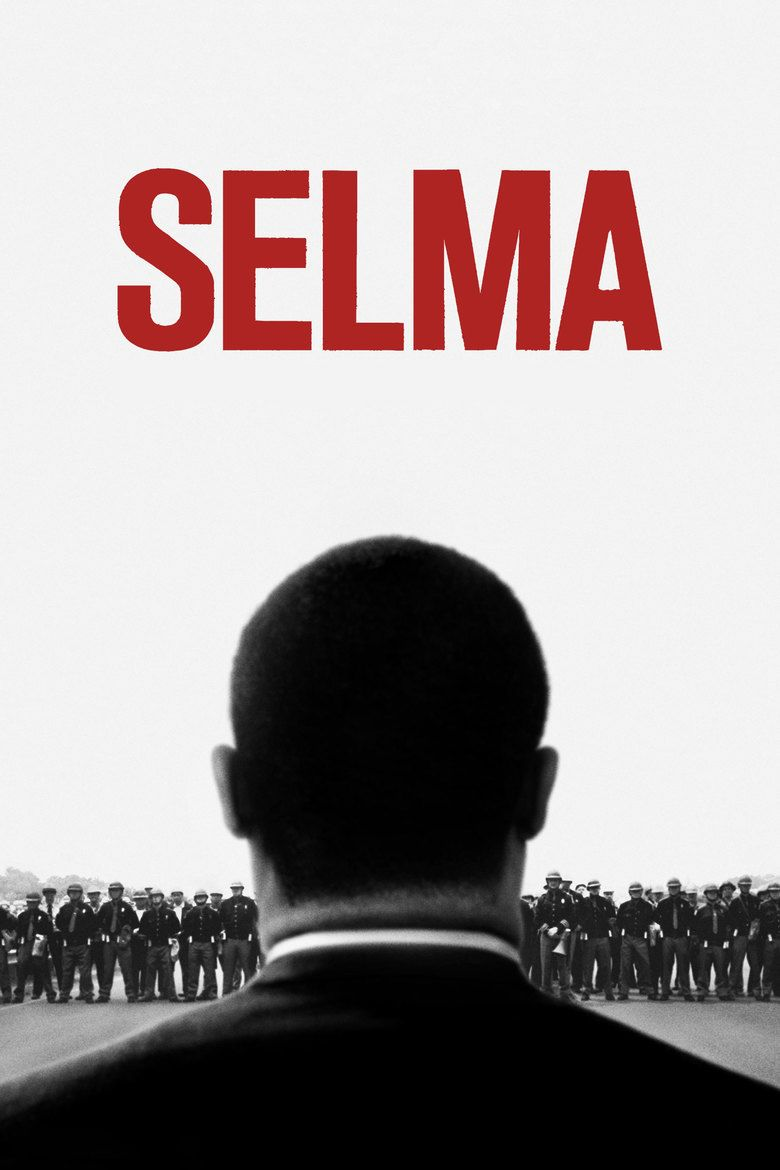 Selma (film) movie poster