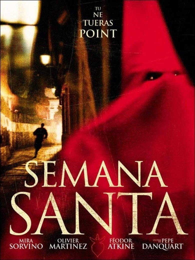 Semana santa movie poster