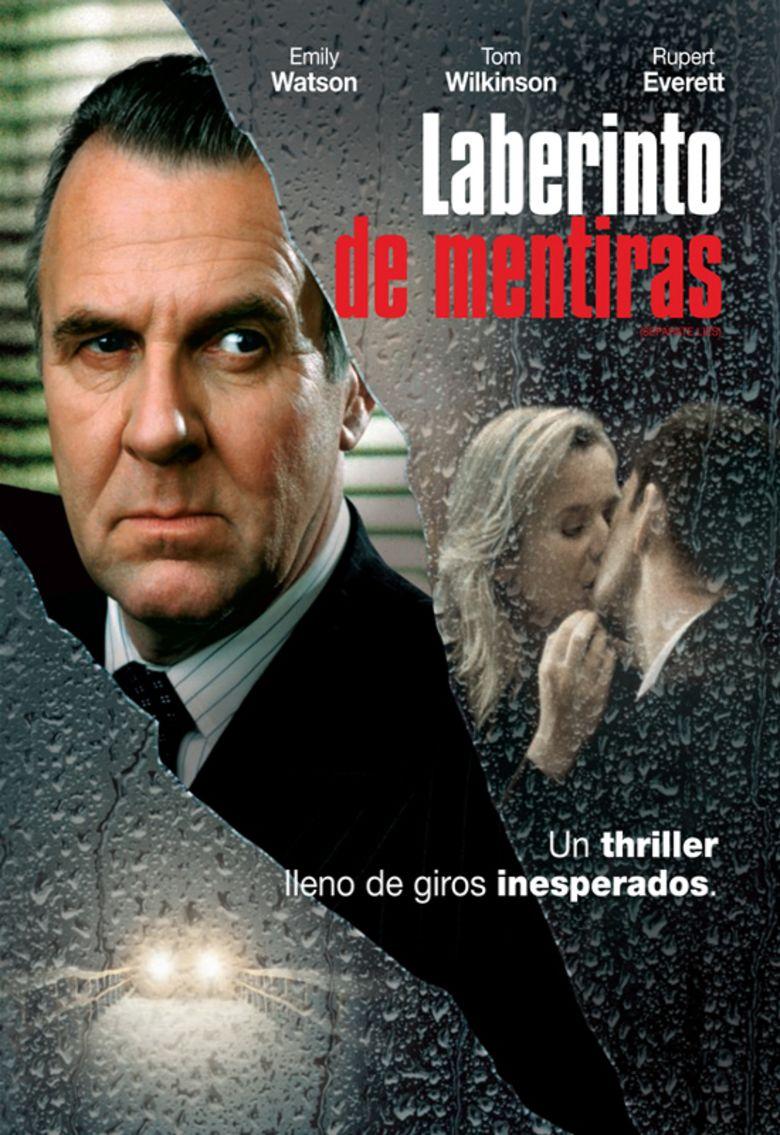 Separate Lies movie poster