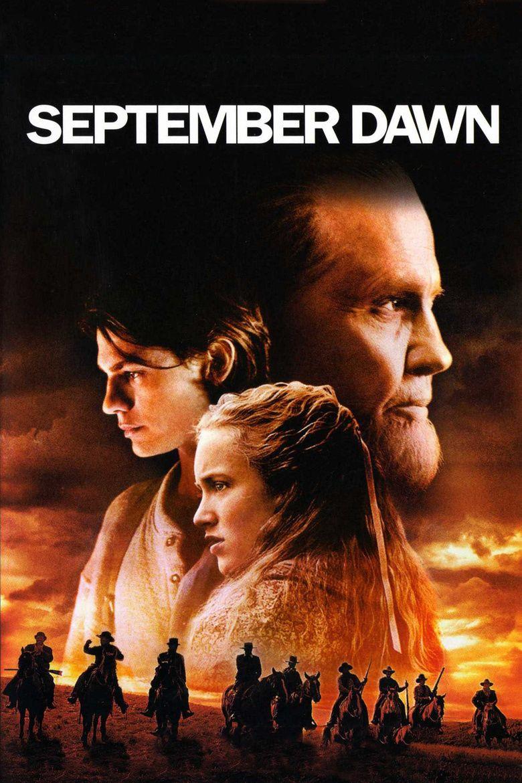 September Dawn movie poster