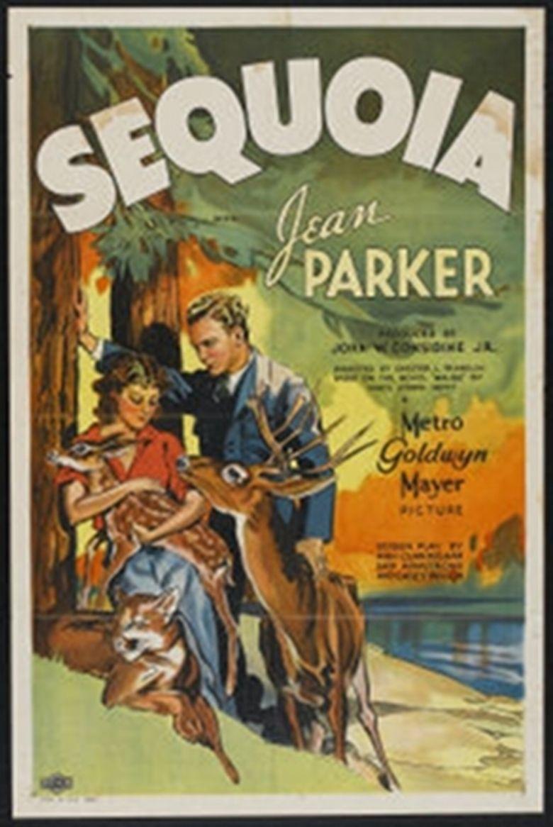Sequoia (film) movie poster