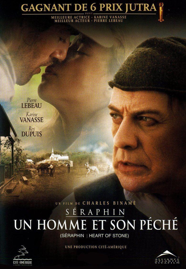 Seraphin: Heart of Stone movie poster