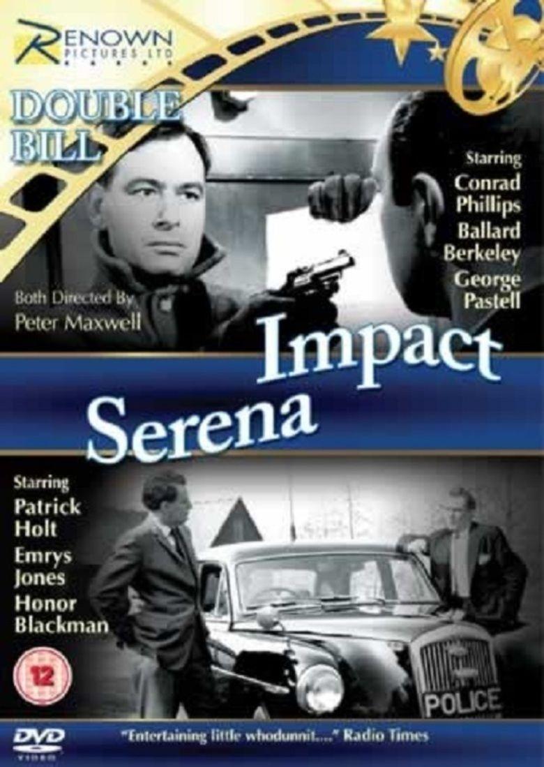 Serena (1962 film) movie poster