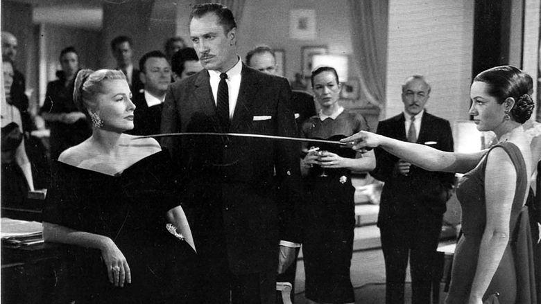 Serenade (1956 film) movie scenes