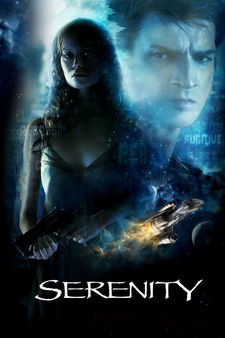 Serenity (film) movie poster
