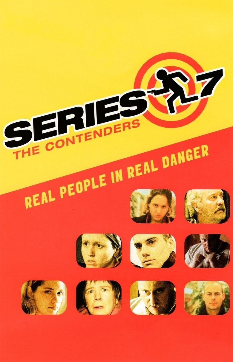 Series 7: The Contenders movie poster