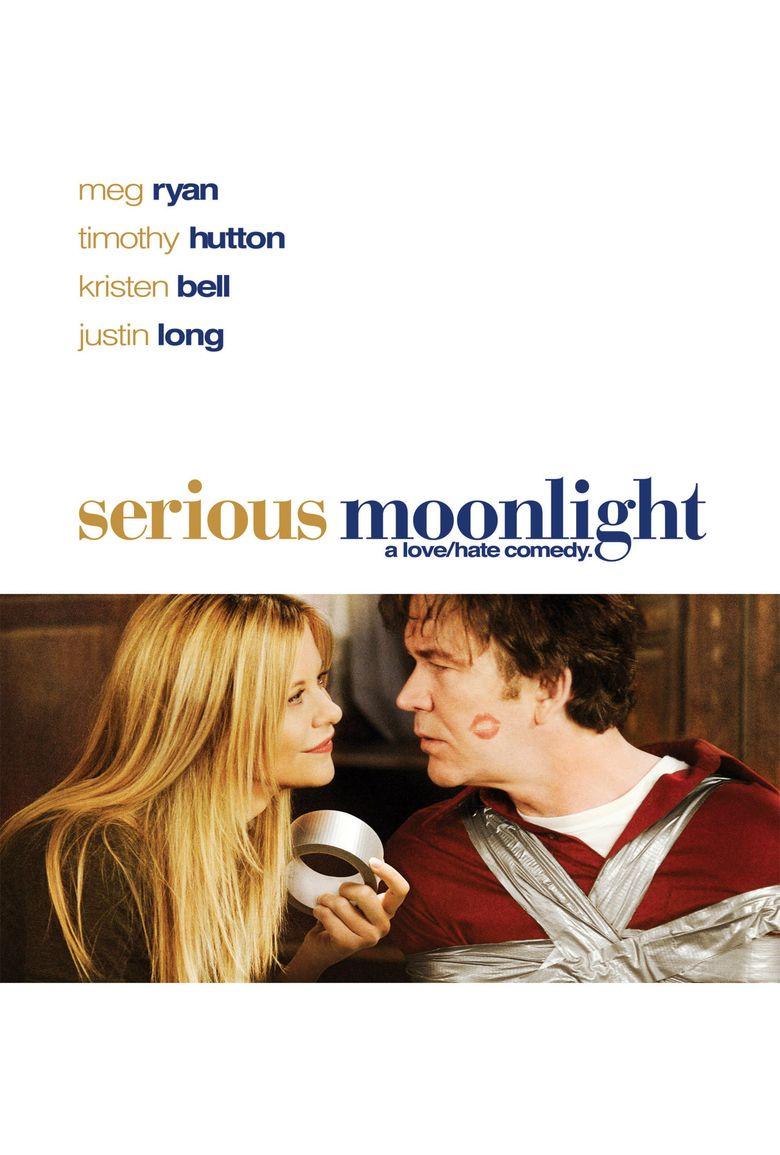Serious Moonlight (2009 film) movie poster