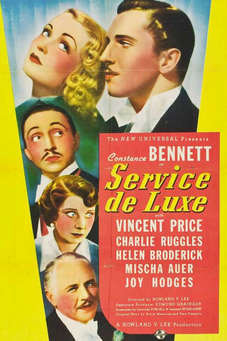 Service de Luxe movie poster
