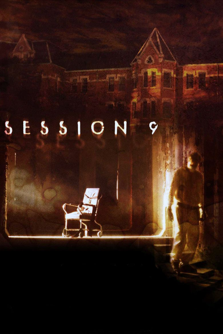 Session 9 movie poster