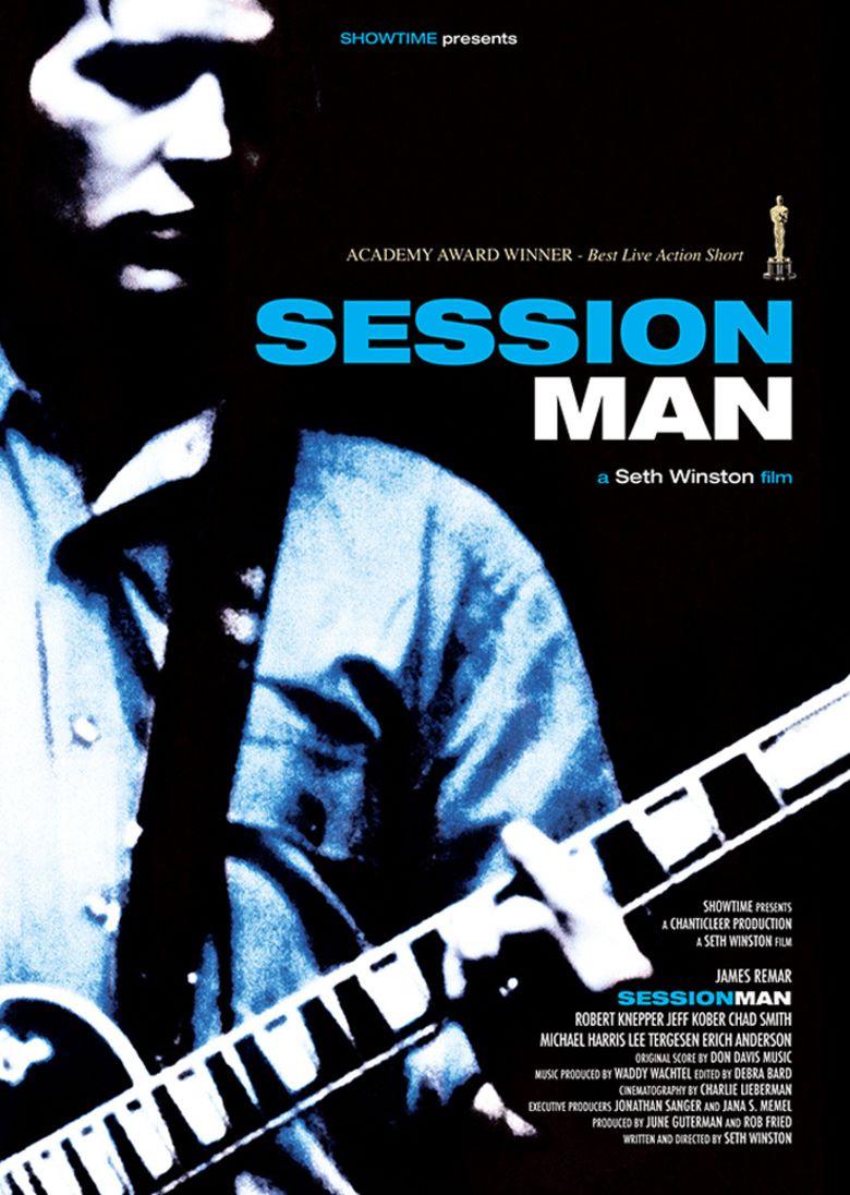 Session Man (film) movie poster