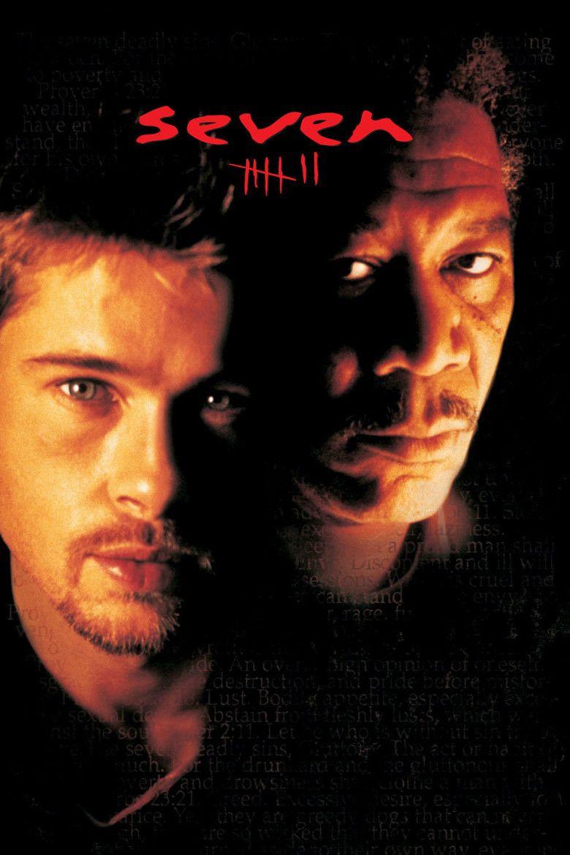 Seven (1995 film) movie poster