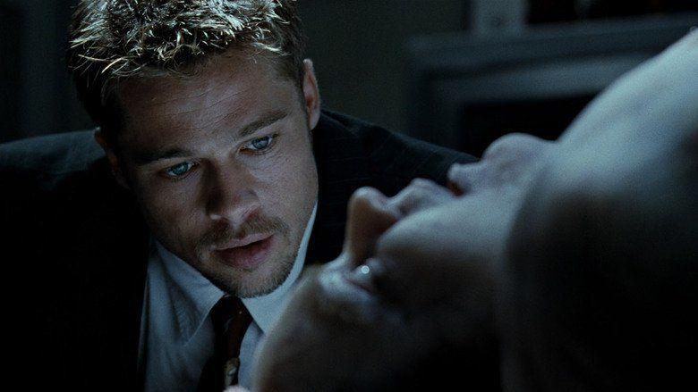 Seven (1995 film) movie scenes