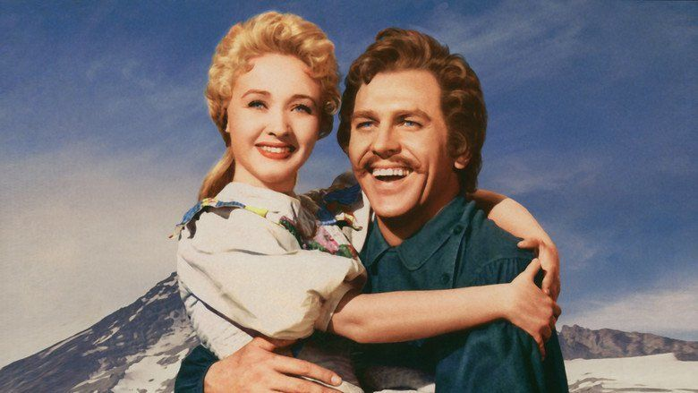 Seven Brides for Seven Brothers movie scenes