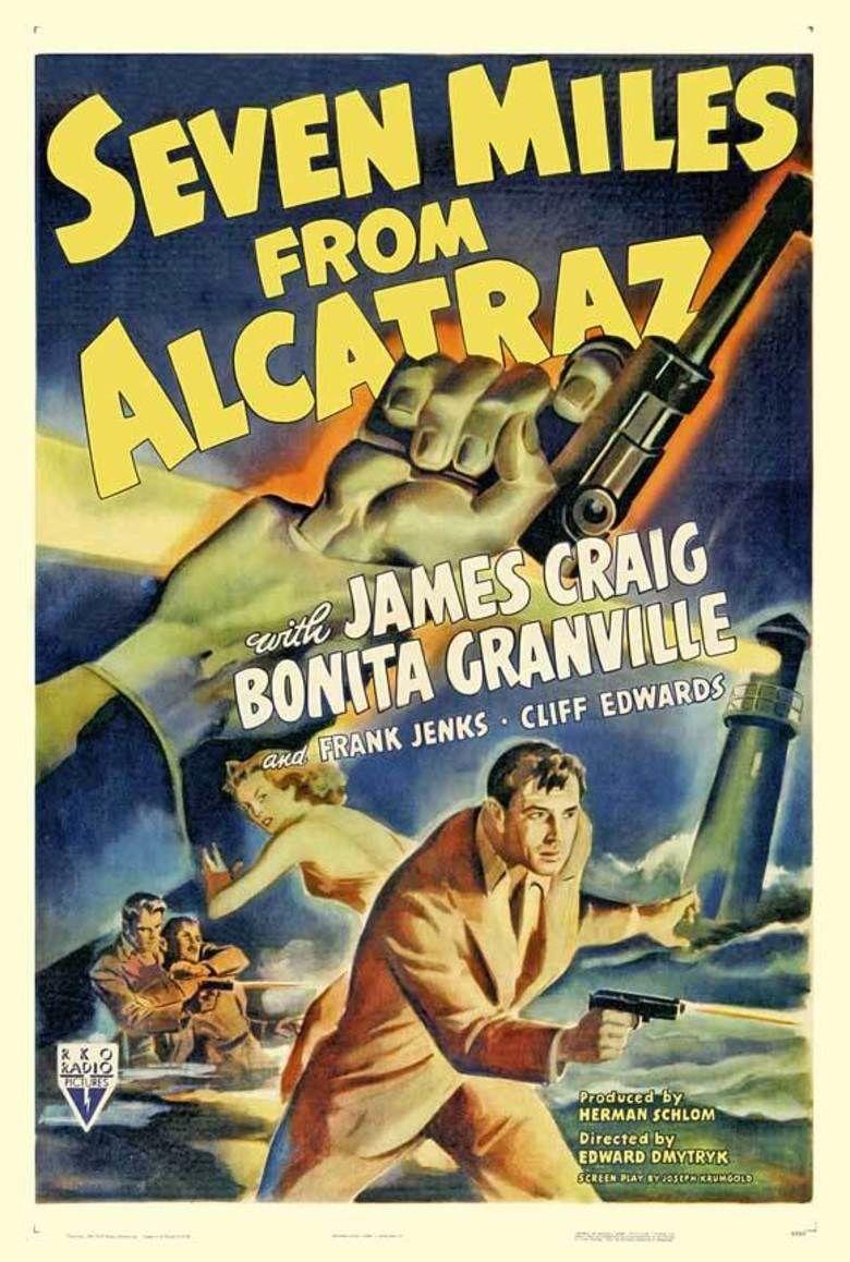 Seven Miles from Alcatraz movie poster