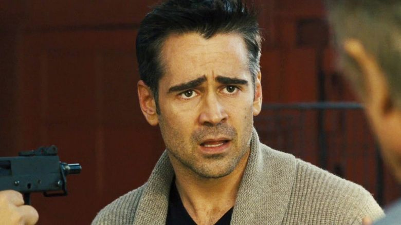 Seven Psychopaths movie scenes