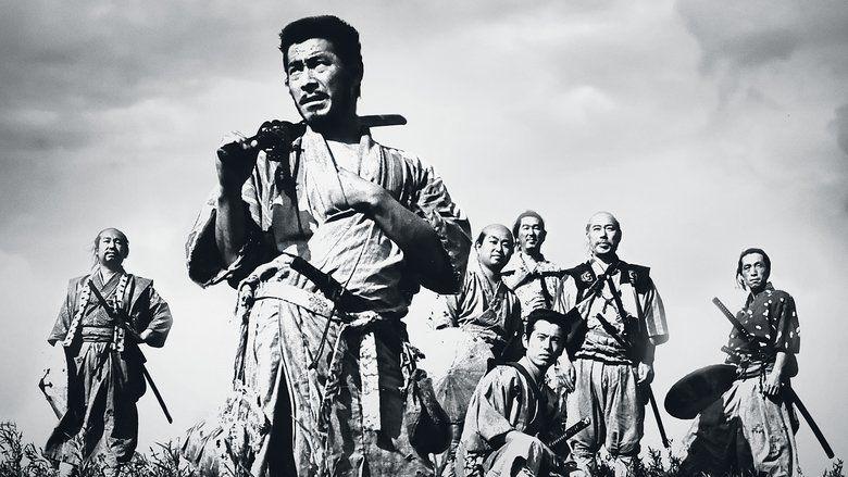 Seven Samurai movie scenes