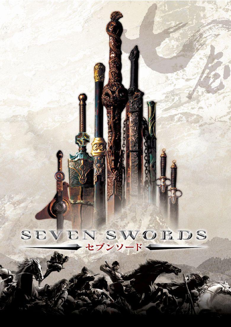 Seven Swords movie poster