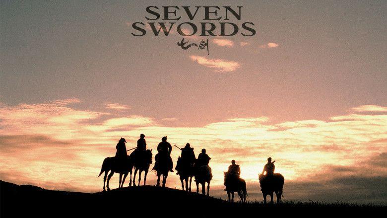 Seven Swords movie scenes
