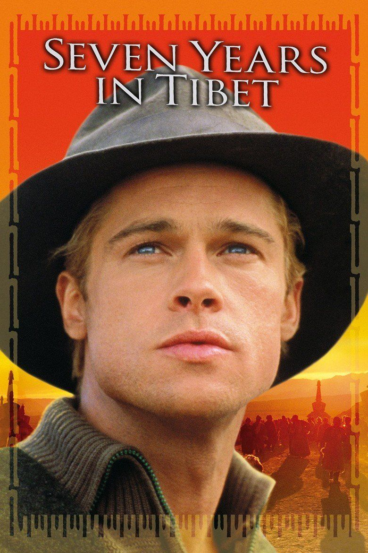 Seven Years in Tibet (1997 film) movie poster