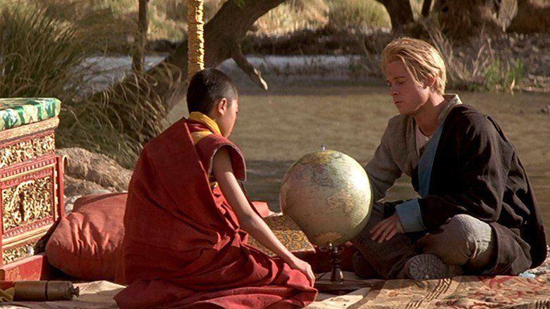 Seven Years in Tibet (1997 film) movie scenes