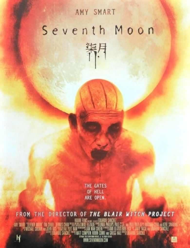 Seventh Moon movie poster